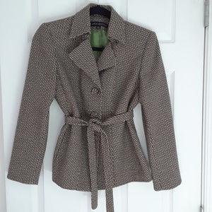 Nipon Boutique multi-color tweed jacket (4P)